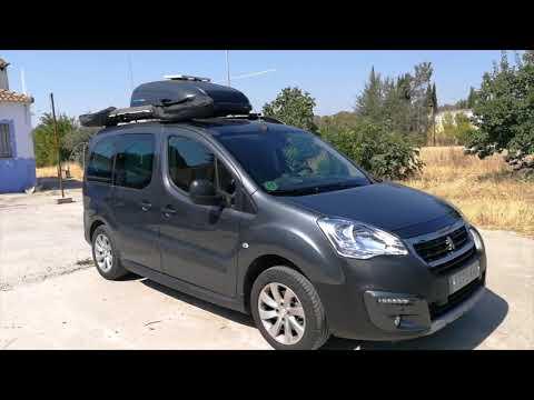 Peugeot Partner Tepee Adventure Camper