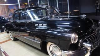 1950 Buick Four Door Sedan