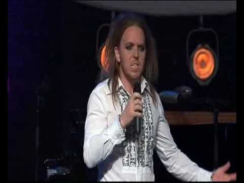 Tim Minchin Stand up - Dark Humour and Wife's Humour