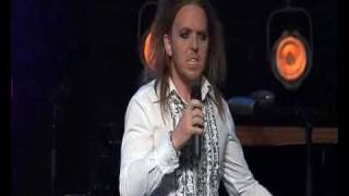 Tim Minchin Stand up - Dark Humour and Wife