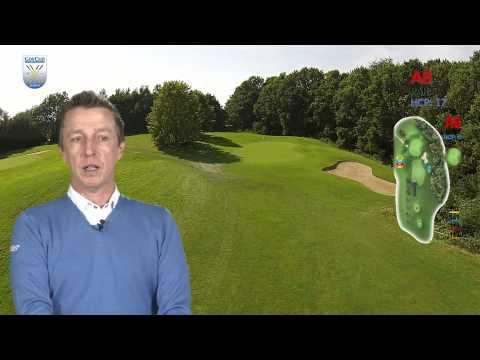 Golfclub Castrop   Rauxel    Loch A8