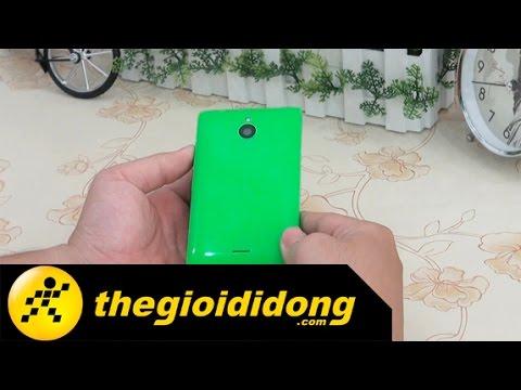 Đánh giá Nokia X2 Dual Sim | www.thegioididong.com