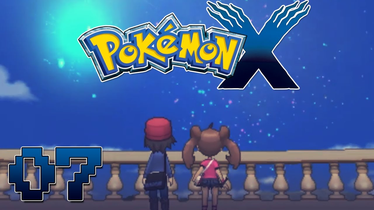 how to get the pokeflute in pokemon x
