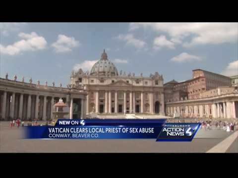 Vatican clears local priest of sex abuse
