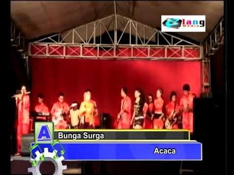 ACACA - Bunga Surga - The Real Of Music Dangdut