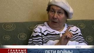 Дети войны. Нина Кирилловская