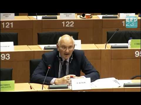 Subsidising unviable land makes no sense - UKIP MEP Stuart Agnew