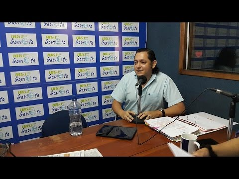 #MARenVIvo Montgomery Sánchez Ordoñez   #LiveOnFacebook Radio Gaviota 08/07/2016
