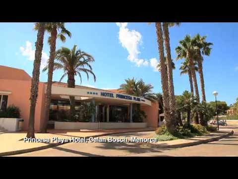 Princesa Playa Hotel, Calan Bosch, Menorca   Sunway Holidays   Unravel  Travel TV