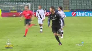Los sonidos del Legia - Real Madrid de Champions