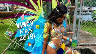 CARNIVAL TUESDAY: Vincy Mas 2019 | Mirage Productions #SweetFuhSo | #FierceLifestyle