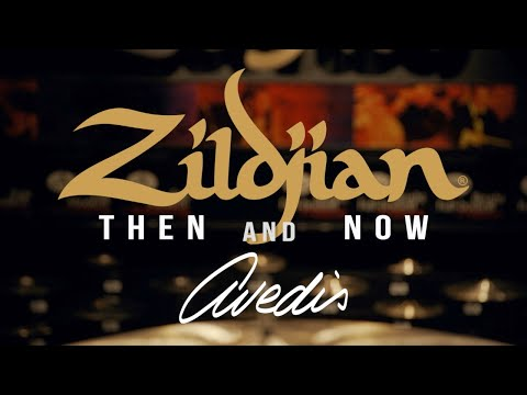 Zildjian Then and Now: A Comparison of Vintage and Modern Cymbal Sounds   Avedis (Part 1 of 4)