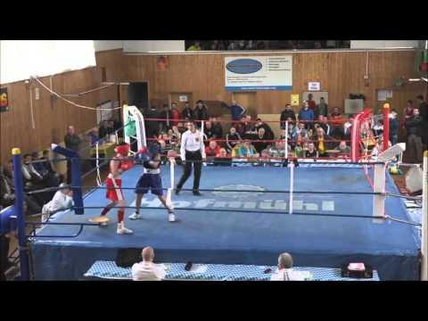 U 19 Bay. Meisterschaft 2016 Waliko Movsisyan vs Christian Klein