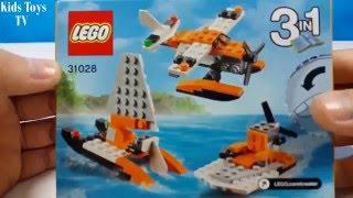 Kids Toys TV - LEGO Creator Catamaran boat