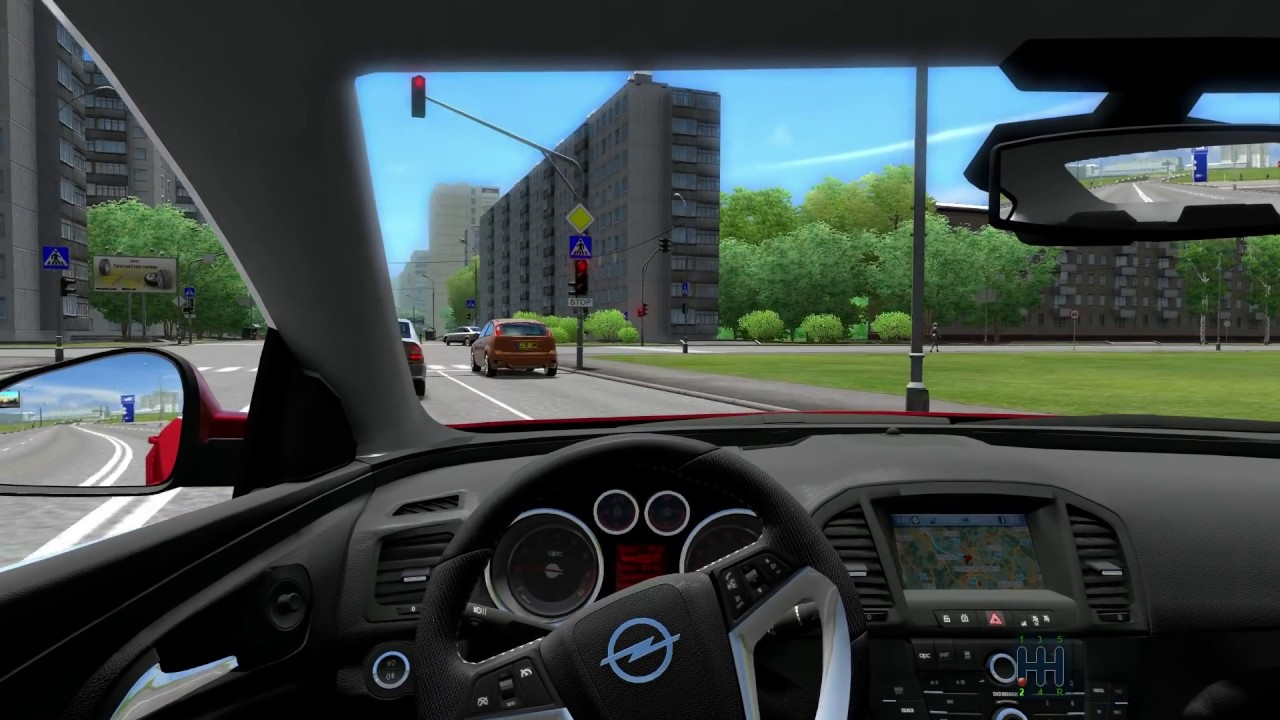 City Car Driving Simulator Key