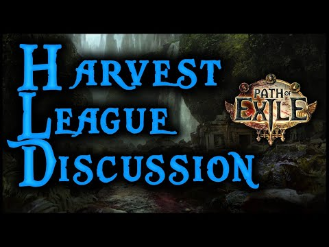 Path Of Exile Harvest League Discussion And Speculation