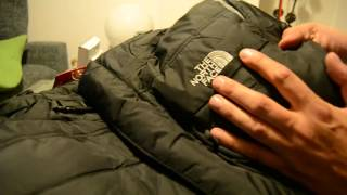 Unboxing Aliexpress North Face