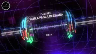 Gambar cover Yamla Pagla Deewana - Dj A Sens Club Edit