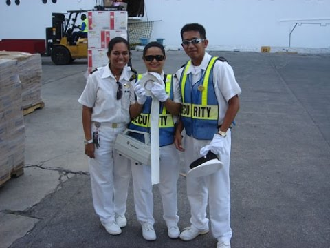 Ship security guard salary