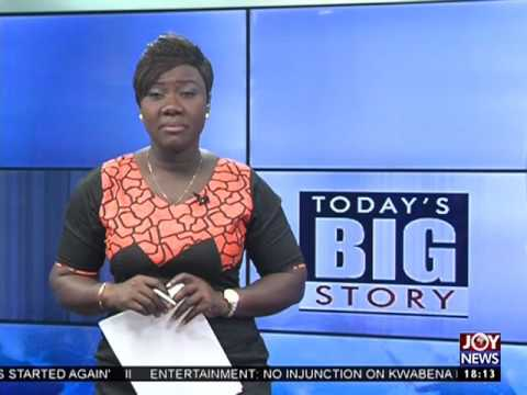 Gunshots in Bimbilla - Today's Big Story on Joy News (9-2-17)