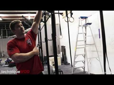 How To Do Bar Muscle Ups - Technique WOD