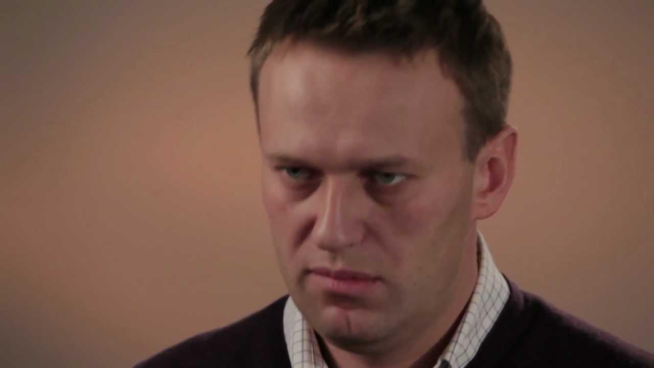 Interview Excerpt: Russian Blogger Alexei Navalny - YouTube