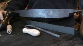 Make your own drawknife part 1