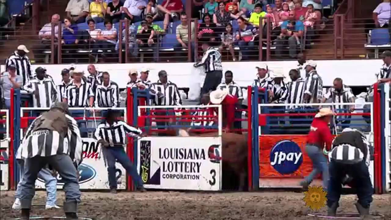 The Angola Prison is the longest running prison rodeo in the United States