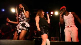 Project Soul - I Am Your Baby Tonight - Whitney Houston (Live Band Cover)
