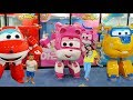 Funny Playtime in Super Wings Kids Indoor Playground