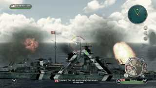 "Battlestations Pacific - Atlantic Warfare ""Battle of the Denmark Strait"""