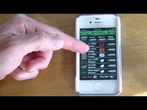 Golf Logix Review - Golf GPS and Stat Tracking Smartphone App
