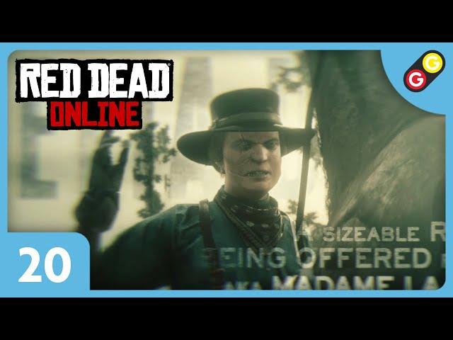 Red Dead Online #20 Gadu team VS Etta Doyle ! [FR]