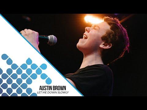 Austin Brown - Let Me Down Slowly (Alec Benjamin Cover)