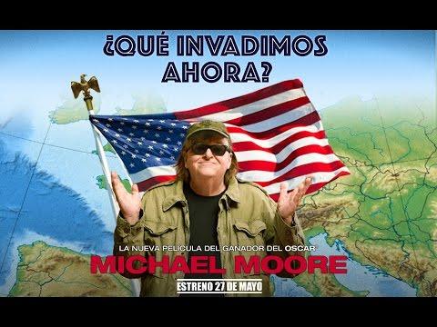 ¿QUÉ INVADIMOS AHORA? de Michael Moore - trailer español
