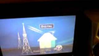 Los Angeles broadcast area DTV transition test; Part 1