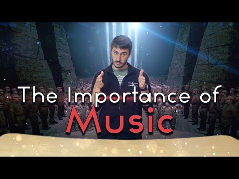 Tomorrows Filmmakers - The Importance of Music