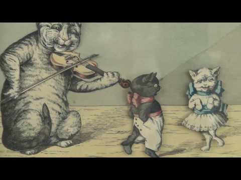 Dancing Cats: Musical Automaton