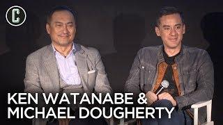 Godzilla: King Of The Monsters: Michael Dougherty & Ken Watanabe Interview