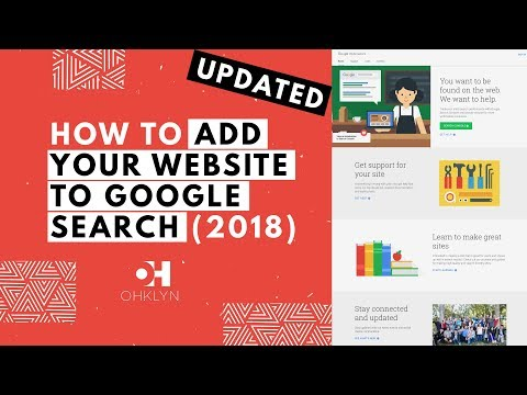 How to Add Website to Google Search (2018) | WordPress Yoast SEO + Google Search Console [NEW] ""