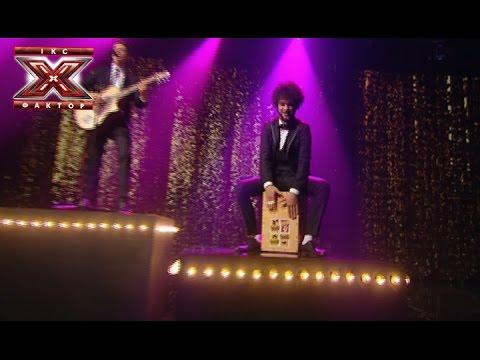 Видео, Ray Band -  Х-Фактор 5 - Восьмой прямой эфир -  Гала-концерт
