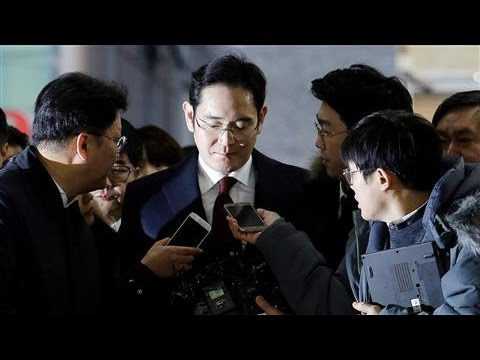 Samsung Heir Lee Jae-yong's Potential Arrest: Explained