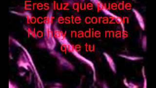 Maite Perroni- Solo Tu (Lyrics)