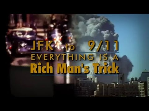 F.R.C. Crowd fund Part 2 'JFK to 911 Everything Is A Rich Man's Trick