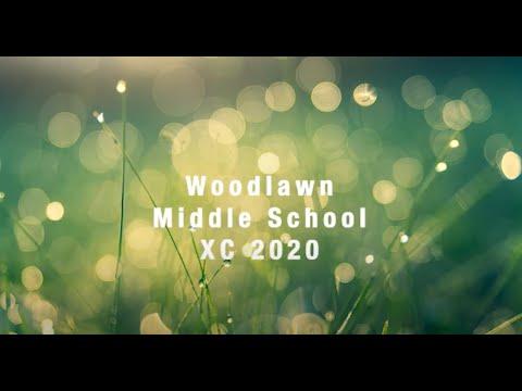 Woodlawn School MS XC Season 2020
