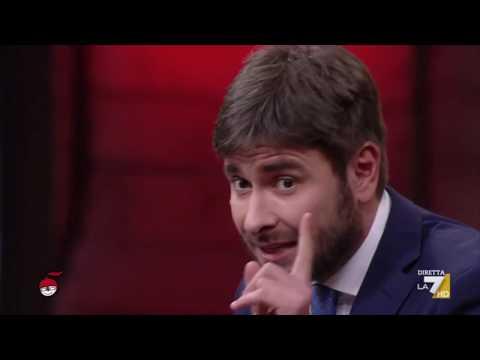 Alessandro Di Battita ospite da Di Martedì 09-2018 La7