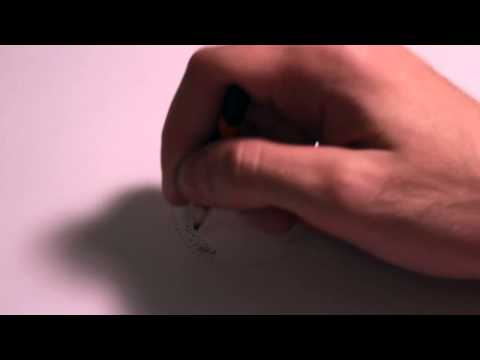 How To Do A Pencil Drawing Using Stippling