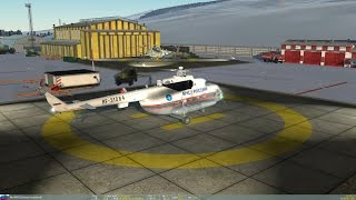 [DCS] МИ-8 Search and Rescue 3 миссия (Вторая попытка)