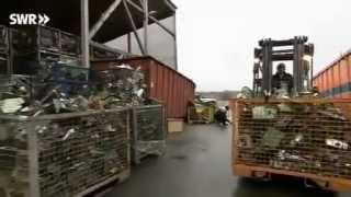 Wertstoffhalde Müllkippe