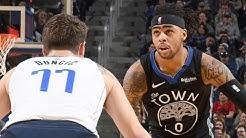 Dallas Mavericks vs Golden State Warriors Full Game Highlights | January 14, 2019-20 NBA Season